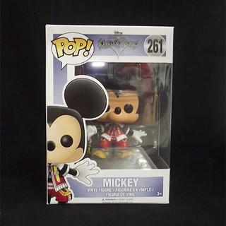 Mô hình Funko Pop Disney Kingdom Hearts Mickey #261