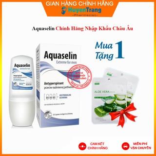 ✔️️️(Tặng quà) Aquaselin Extreme For Men - Lăn nách cho Nam (loại mạnh)