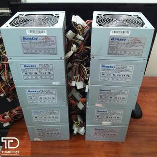 Yêu ThíchNguồn hunkey 400w công suất thực - PSU Huntkey 400w cũ chính hãng
