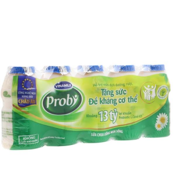 Sữa chua uống men sống Probi Vinamilk 5*65ml - 2526596 , 431362724 , 322_431362724 , 35000 , Sua-chua-uong-men-song-Probi-Vinamilk-565ml-322_431362724 , shopee.vn , Sữa chua uống men sống Probi Vinamilk 5*65ml