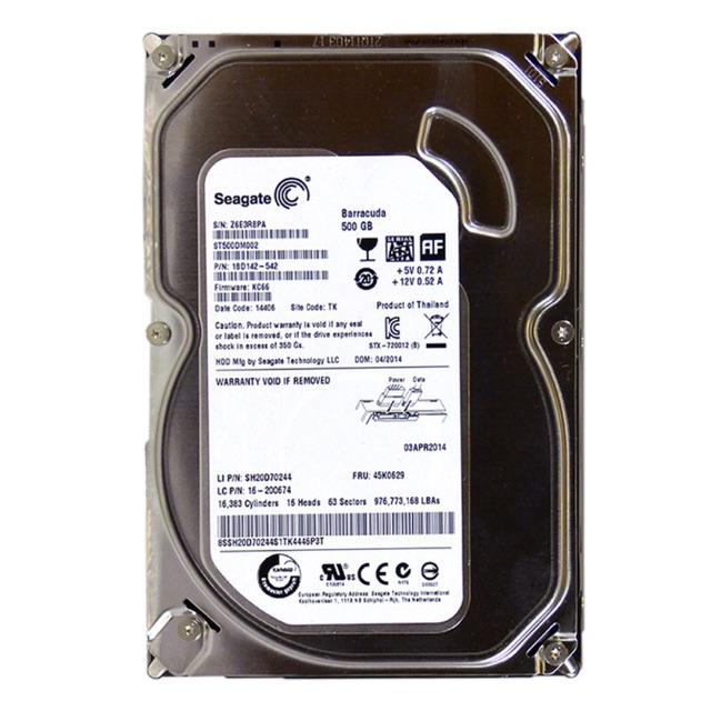 Ổ cứng HDD Seagate 500gb sata 3 7200rpm (like new) - 2407261 , 1309327557 , 322_1309327557 , 520000 , O-cung-HDD-Seagate-500gb-sata-3-7200rpm-like-new-322_1309327557 , shopee.vn , Ổ cứng HDD Seagate 500gb sata 3 7200rpm (like new)