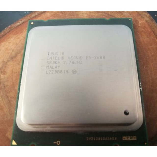 chip vi xử lý xeon e5-2680v1 sk2011 Giá chỉ 1.950.000₫