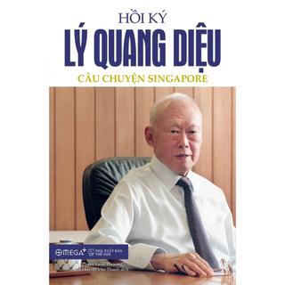 Sách - Hồi Ký Lý Quang Diệu - Câu Chuyện Singapore thumbnail