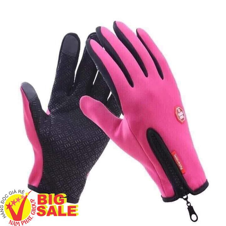 Găng tay chống thấm nước cảm ứng