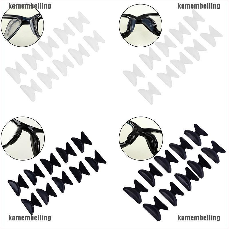【KAM】5Pairs Glasses Eyeglass Sunglass Spectacles Anti-Slip Silicone Stick O