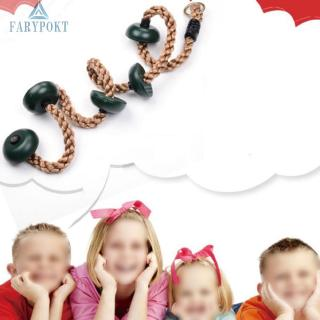Climbing Rope Swing set Children Playing rope Durable Hot Outdoor Tree hanging Climbing Rope Kids Adult For fun