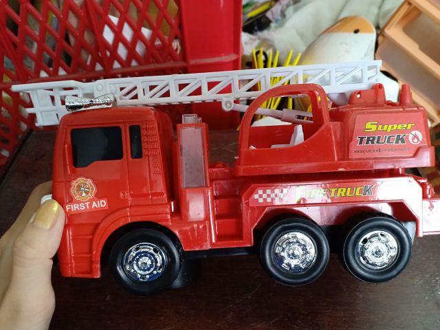 Xe cứu hỏa đèn nhạc
