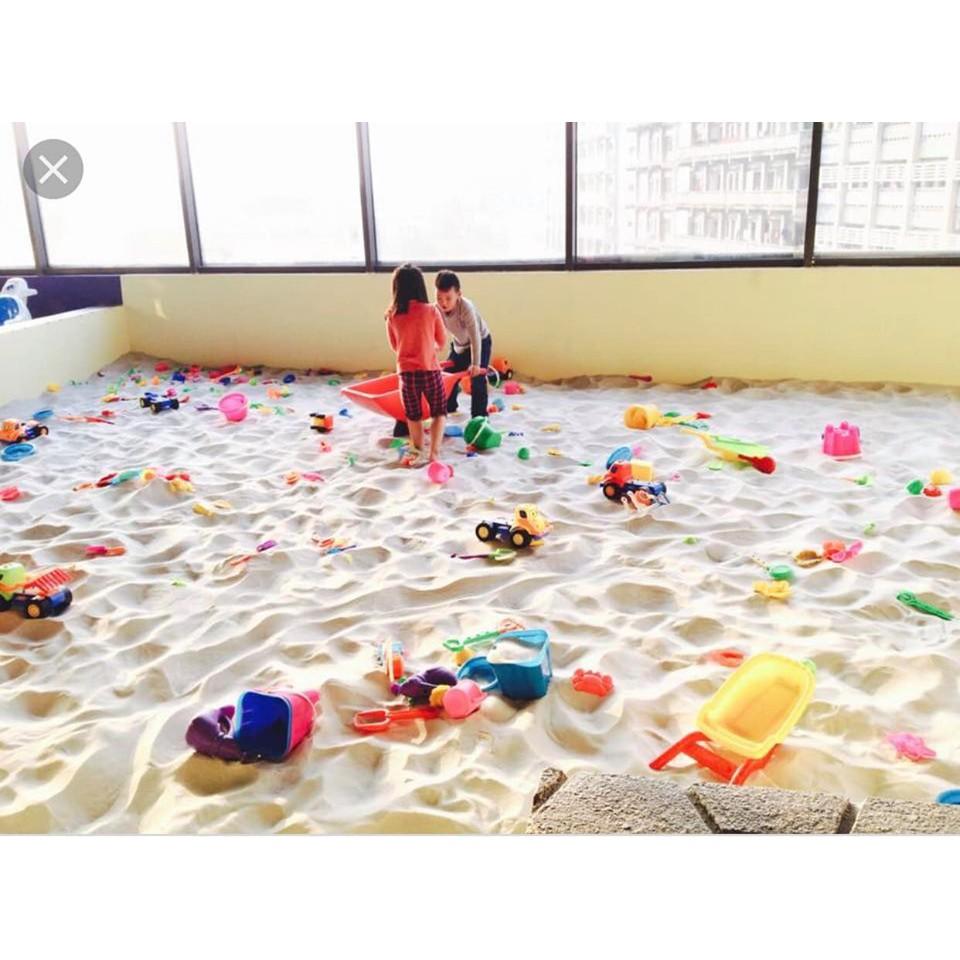 bán cát trắng trẻ em, cát sân chơi, Lễ hội