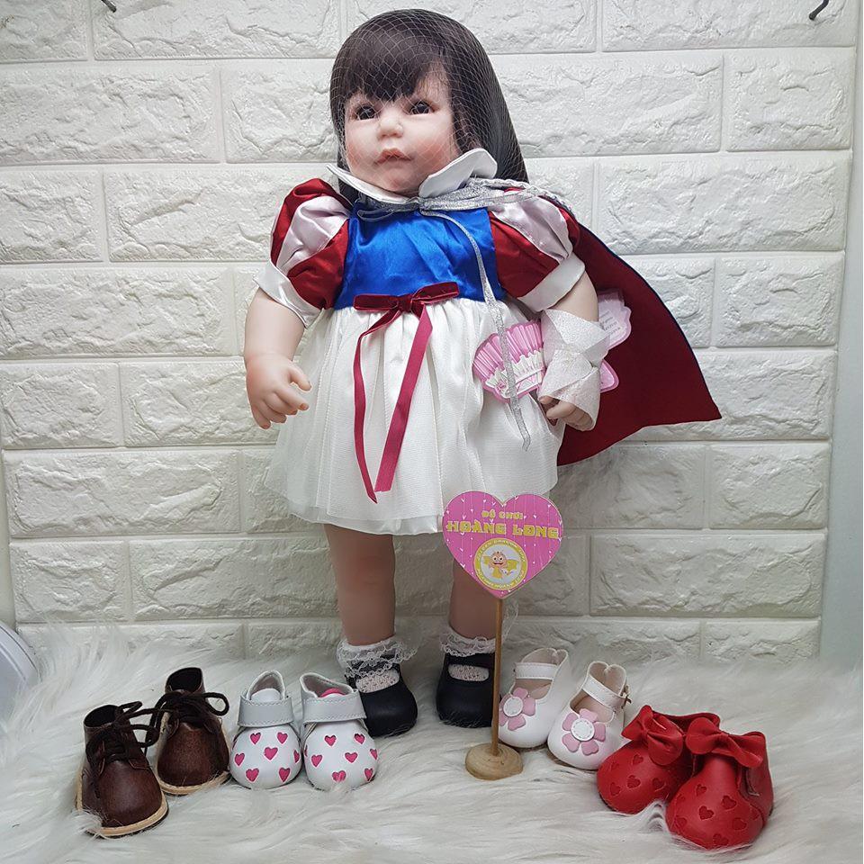 Giày da dành cho búp bê NPK 55 cm - 22 inch (giày da cho búp Bê Thiên Thần May Mắn, Bé Luxthep...) - 3459387 , 991053738 , 322_991053738 , 119000 , Giay-da-danh-cho-bup-be-NPK-55-cm-22-inch-giay-da-cho-bup-Be-Thien-Than-May-Man-Be-Luxthep...-322_991053738 , shopee.vn , Giày da dành cho búp bê NPK 55 cm - 22 inch (giày da cho búp Bê Thiên Thần May Mắ