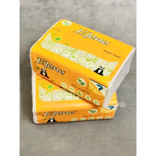 Yêu ThíchCombo 2 gói khăn giấy rút gấu trúc Elene 100 tờ 3 lớp (Hàng công ty Thuận Phát)