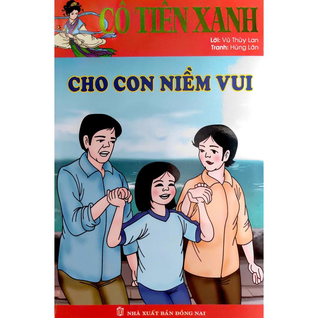 Sách - Cô Tiên Xanh (Combo 32 quyển)