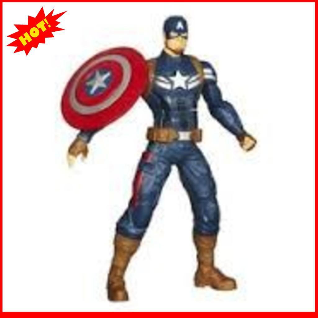 [CHẤT LƯỢNG CAO] Mô hình Đội Trưởng Mỹ Marvel Captain American