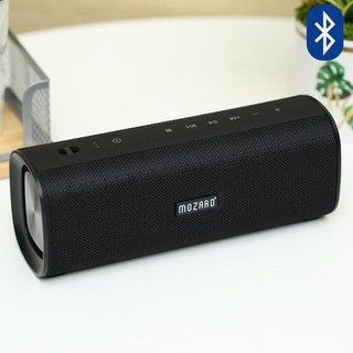 Loa Bluetooth Mozard H8030D Đen