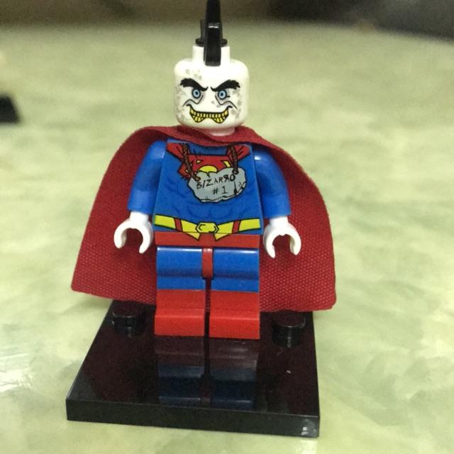 Minifigure nhân vật Bizarro