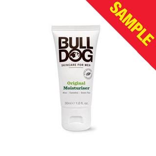Dưỡng ẩm cho nam da thường Bulldog Original Moisturiser sample 30ml