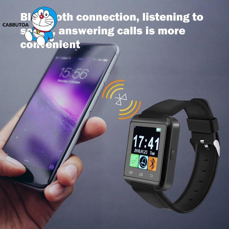Đồng Hồ Thông Minh Đa Chức Năng Kết Nối Bluetooth Điện Thoại