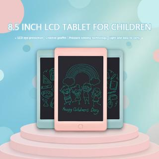 New LCD Writing Tablet 8.5 Inch Electronic Digital Graphics Drawing Board Doodle Pad with Stylus Pen Gift for Child