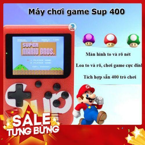 Máy chơi game Sup 400 – Siêu HOT