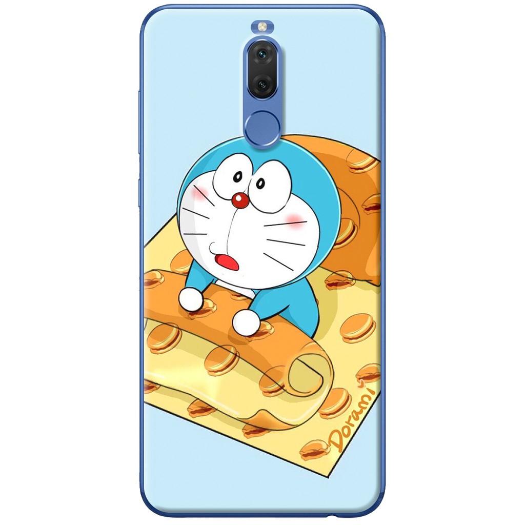 Ốp lưng nhựa dẻo Huawei Nova 2i Doremon bánh rán