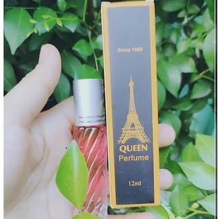 [Siêu Sale - Giá Rẻ] Nước Hoa Nữ Queen Perfume, Thơm Nhẹ Mùi Quyến Rũ, Nhỏ Gọn Dễ Bỏ Túi thumbnail