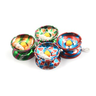 [BEW] Outdoot Kids Toys Professional Alloy Yoyo Classic Yo Yo Ball Children Toys [OL]