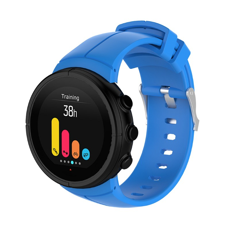 Dây silicon thay thế đồng hồ thông minh thể thao Suunto Spartan ULTRA