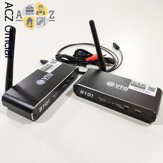 [Mã ELFLASH5 giảm 20K đơn 50K] Bộ chuyển đổi âm thanh quang học optical sang AV ra audio VTG có Bluetooth - BH 12 tháng