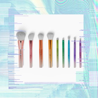Bộ Cọ Bh Cosmetics Take Me Back To Brazil Brushes 10 Cây thumbnail
