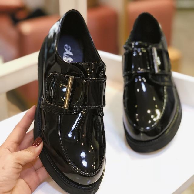 Giày da tổng hợp, hàng mới về