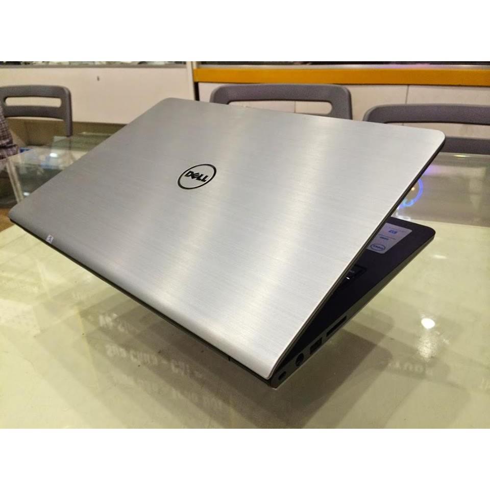 Máy Tính Xách Tay, Dell Inspirion 5548 Core i5 5200u, Laptop Cũ Chơi Game, Làm Đồ Họa Đáng Mua Nhất