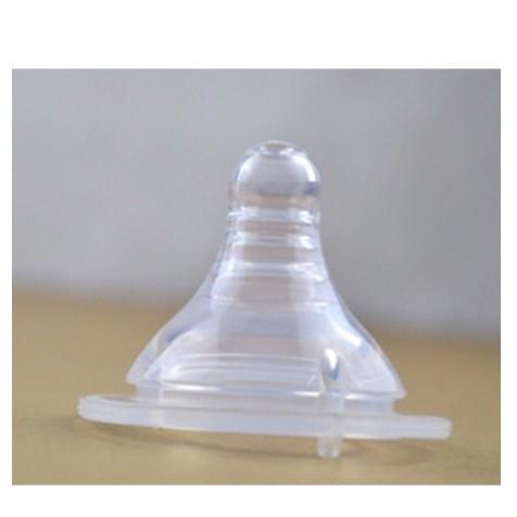 Núm ti thay thế bình sữa cổ rộng - Hình Thật MS A01