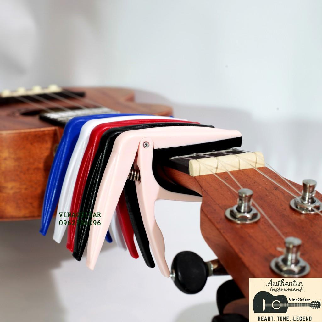Capo kẹp đàn ukulele các màu ( Tặng Kèm Pick Gảy ) 👍 capo ukulele 👍 ukulele soprano 👍ukulele concert 👍ukulele tenor