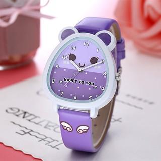 [FREESHIP 99K TOÀN QUỐC] Đồng hồ trẻ em W07-H màu hồng giá tốt