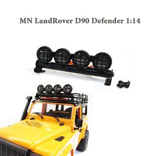 Dàn đèn tròn Led lights lắp cho xe RC Car MN LandRover D90 Defender 1:14