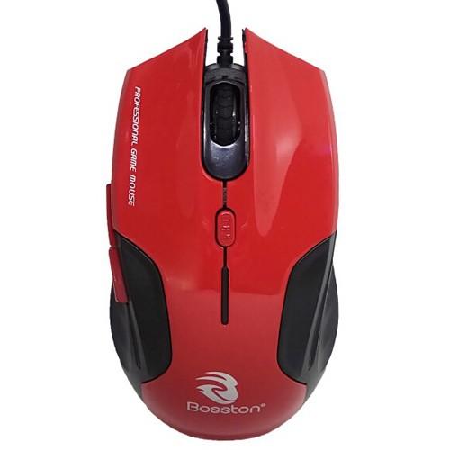 Chuột vi tính Bosston X10: chuột 6D chuyên game