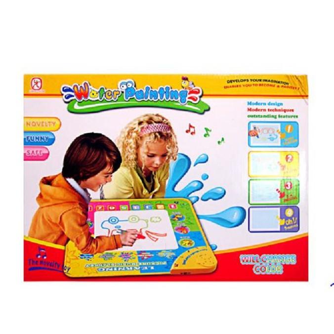 Thảm vẽ cao cấp cho bé vừa học vừa chơi