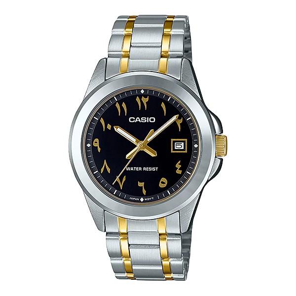 [Mã FARSBR243 giảm 15% đơn 249K] Đồng hồ Casio nam General MTP-1215SG-1B3DF
