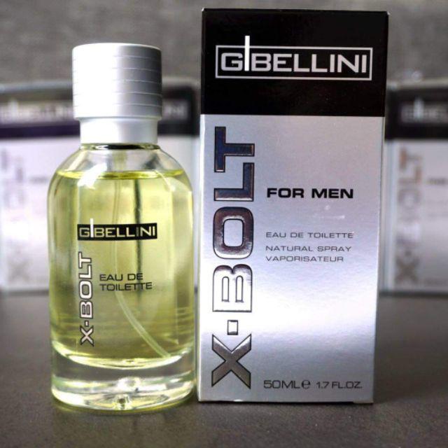 Nước hoa nam GIbellini X-bolt 50ml