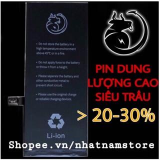 Pin siêu trâu iPhone dung lượng cao cho iPhone 6/6S/6P/6sP/7/7Plus