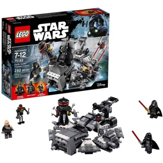 Bộ đồ chơi Lego Star Wars 75183 – Darth Vader Transformation