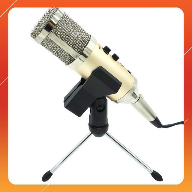 [FLASH SALE]  Microphone Thu Âm Studio MK-F500TL Hàng Chính Hãng