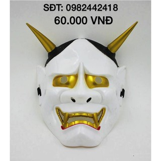 Mặt nạ Hannya Oni Nhật Bản