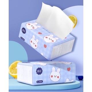khăn giấy ăn hình thỏ thumbnail