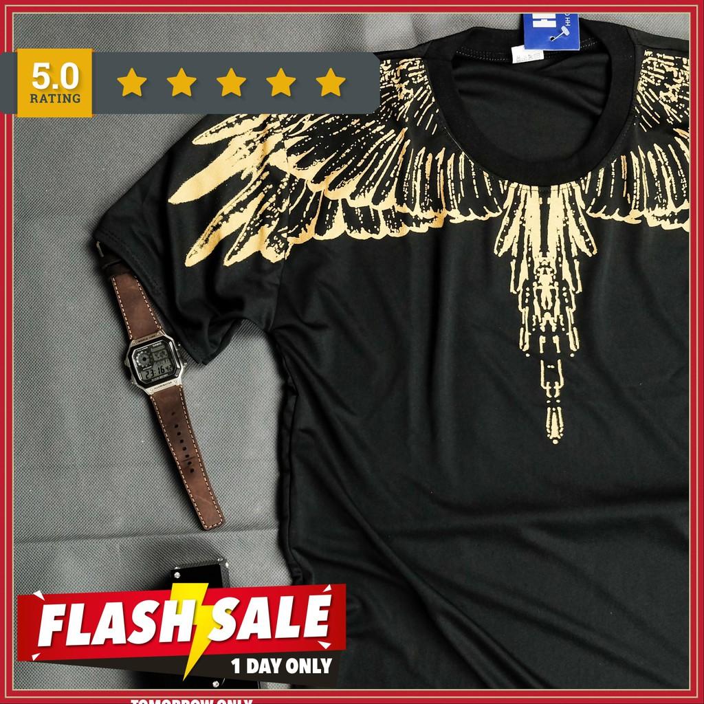 Bộ đồ mặc nhà nam thời trang phong cách mới chất thun cao cấp cánh chim vàng màu đen, túi quần có khóa kéo Bộ hè
