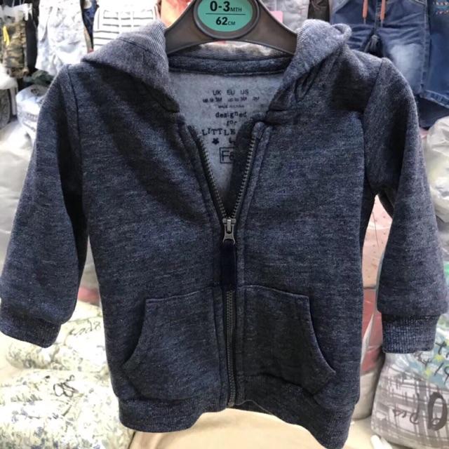 Combo 5c áo khoác bé trai
