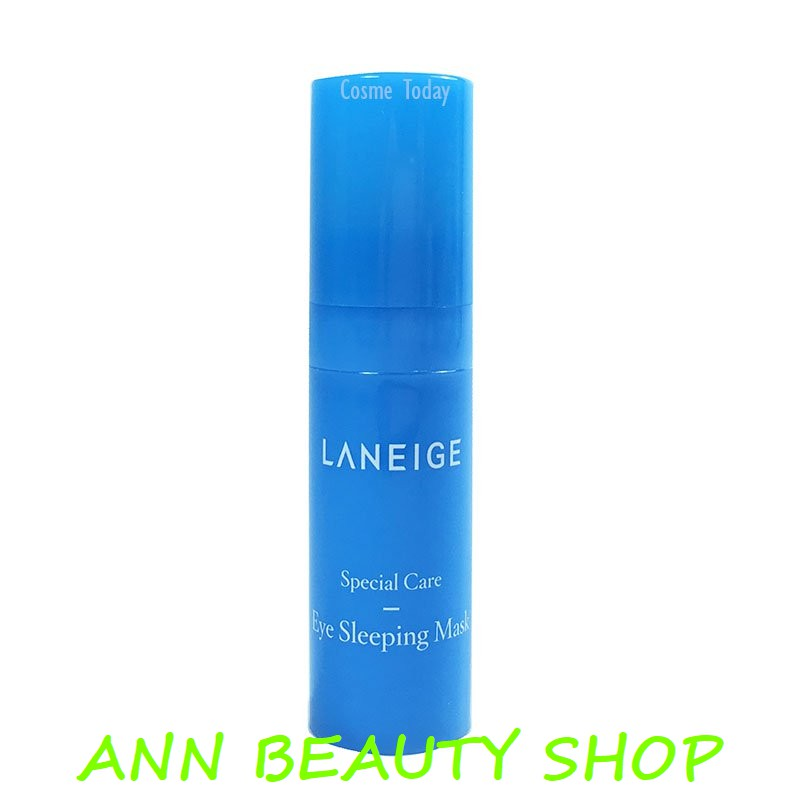 """Minisize Mặt Nạ Ngủ Dành cho Mắt """"LANEIGE"""" Special Care Eye Sleeping Mask 5ml"""