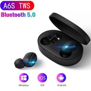 Tai Nghe Tws Bluetooth 5.0 Noise Reduction Kèm Mic Cho Samsung A72 A52 S21 S20 Plus S21 Note20 Ultra