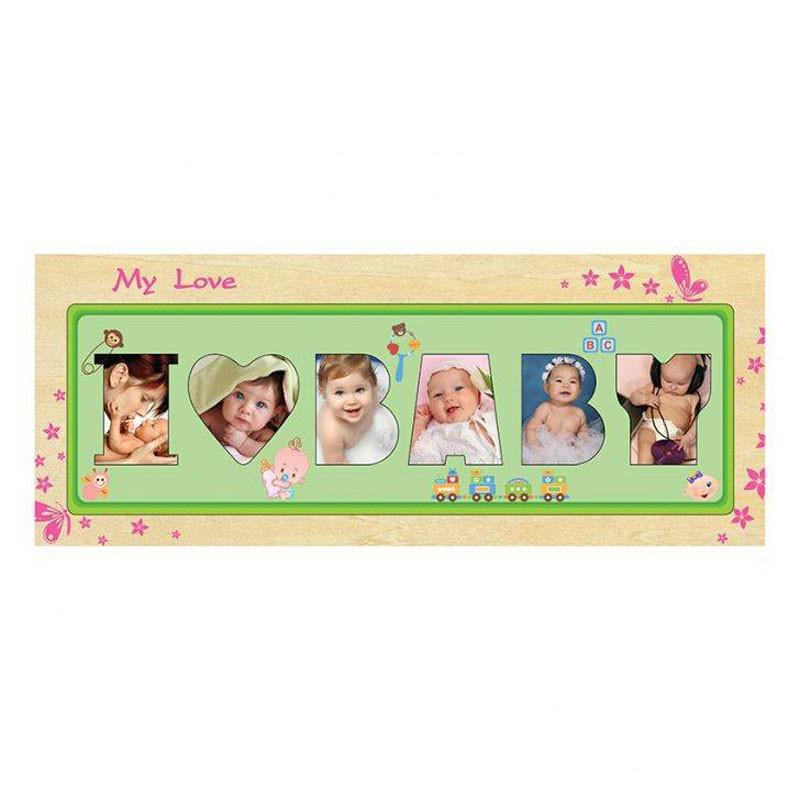 Khung hình I LOVE BABY Winwintoys 63812