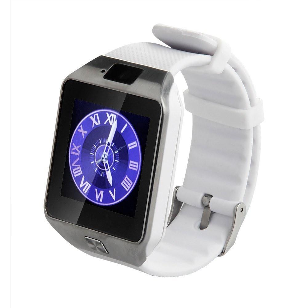 Đồng hồ thông minh DZ09 - trắng