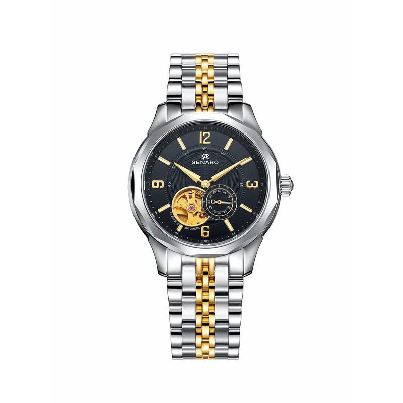 Đồng hồ nam chính hãng SENARO Summer Collection SAR8056G.ABT